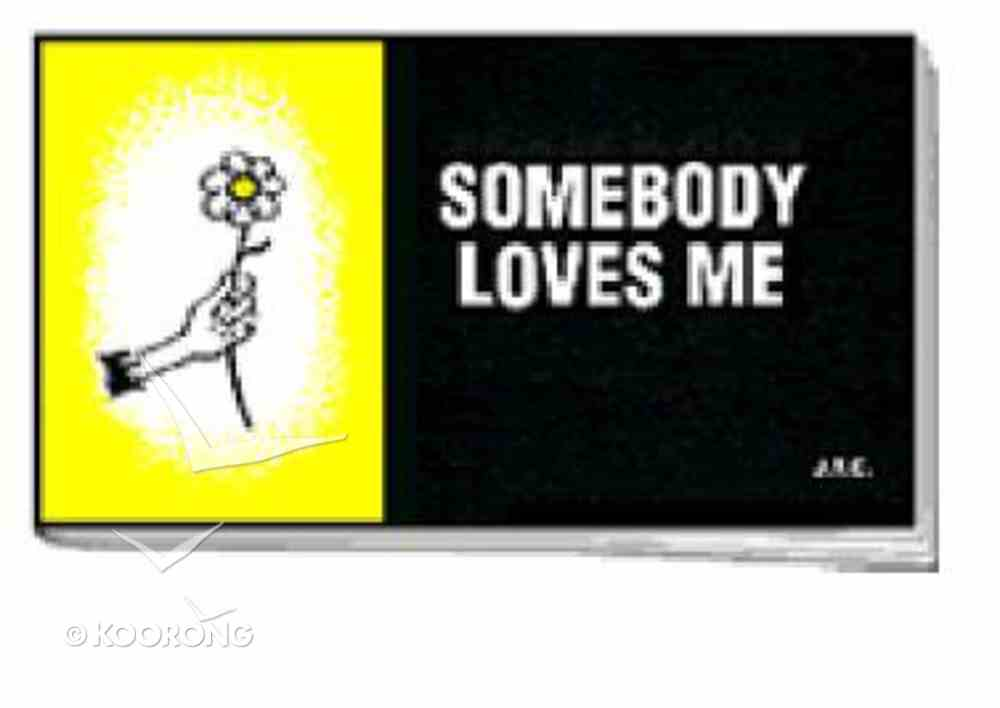 Chick: Somebody Loves Me (25 Pack) Booklet