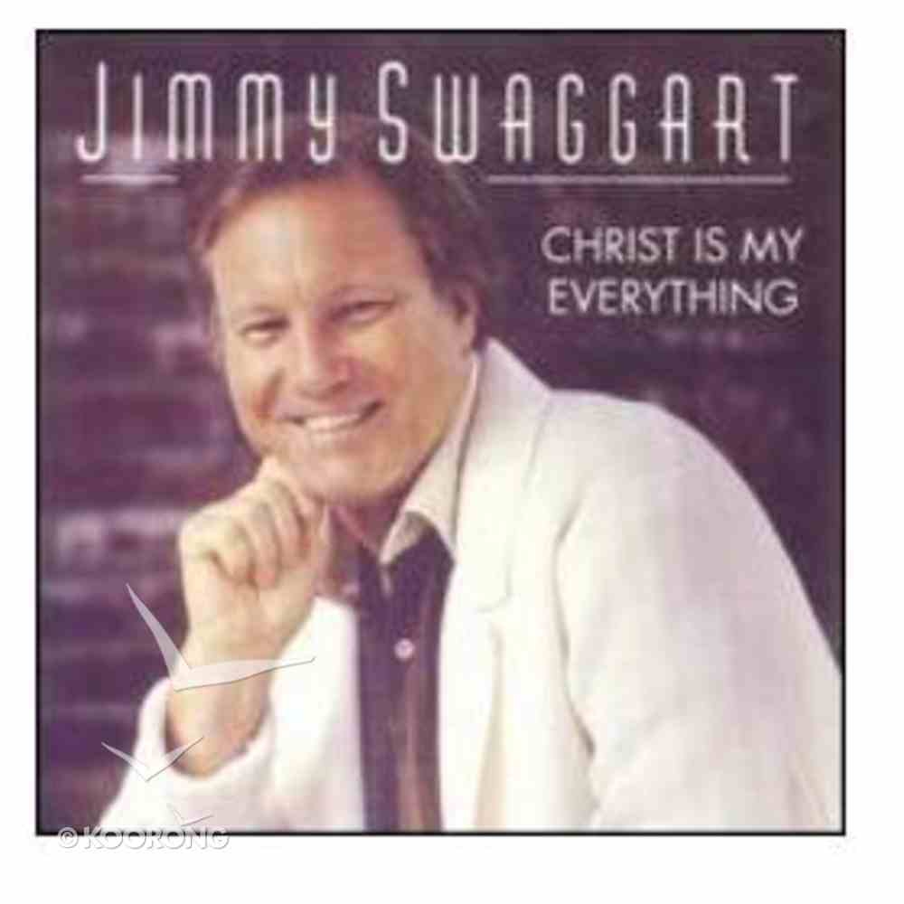 Christ is My Everything CD