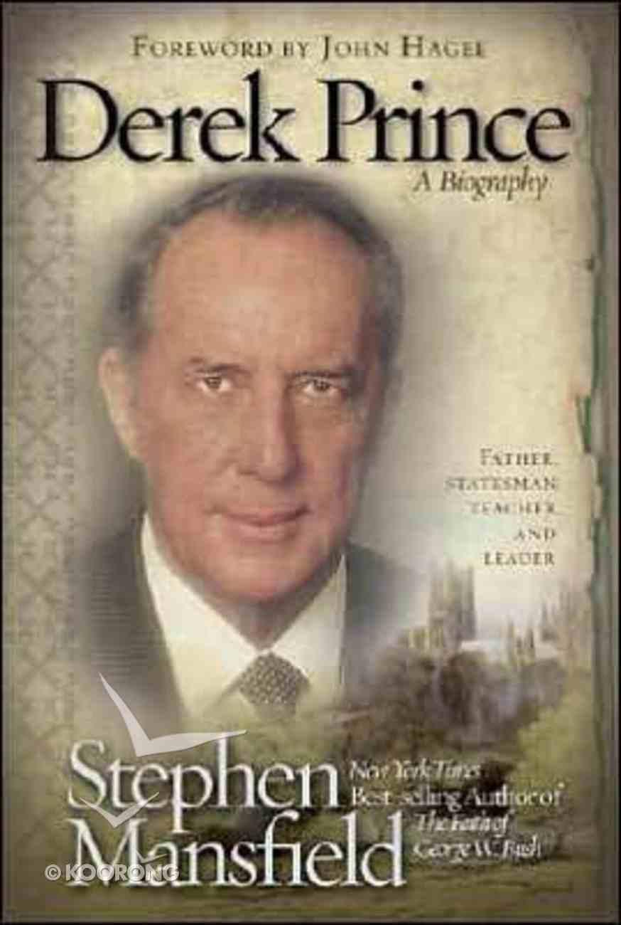Derek Prince Paperback