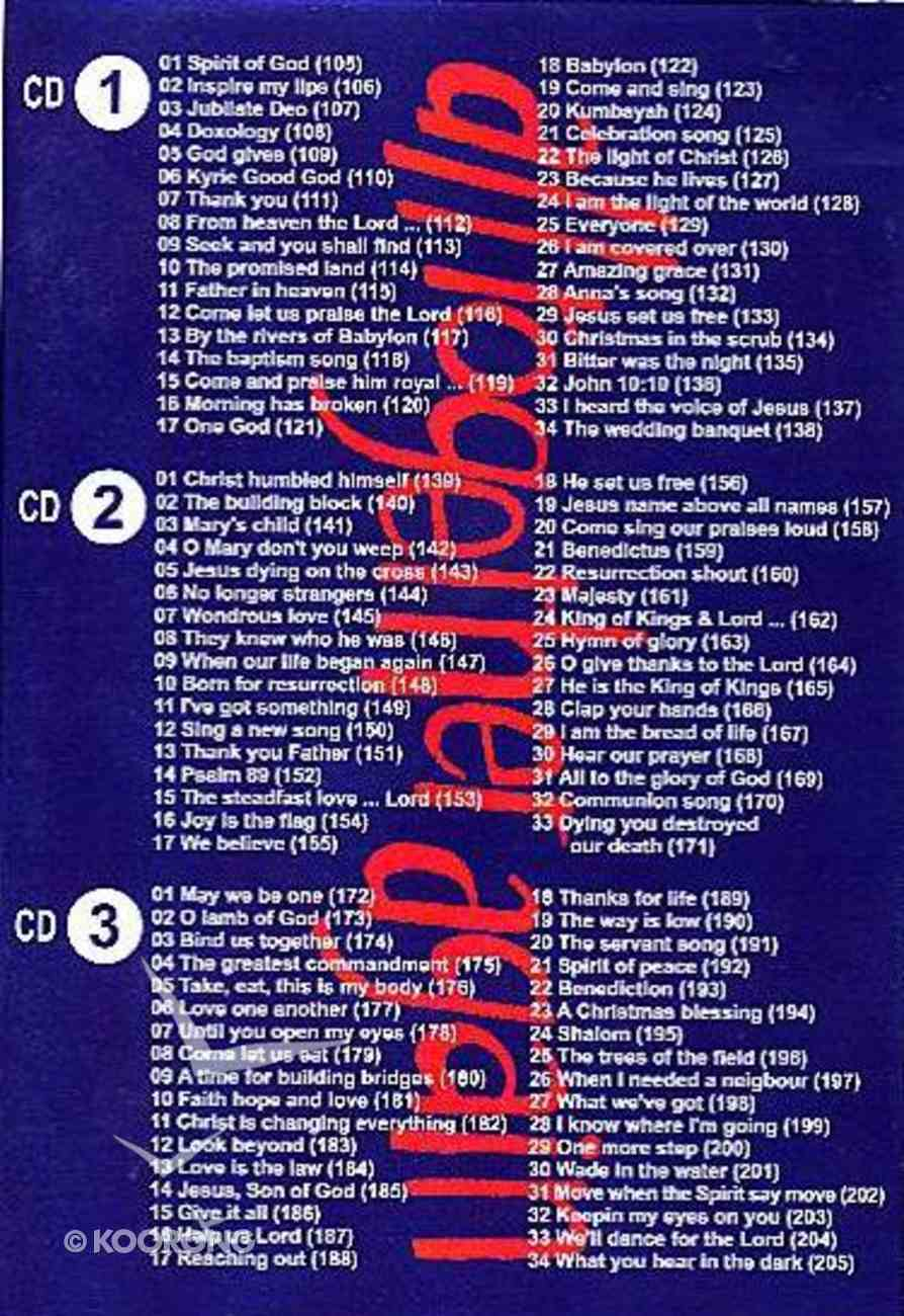 3 Vol (Blue) (#2 in All Together Music Series) CD
