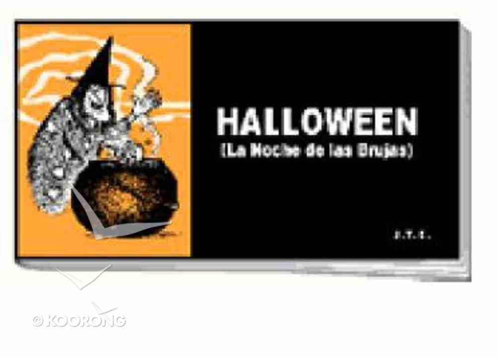 Chick: Happy Halloween (25 Pack) Booklet