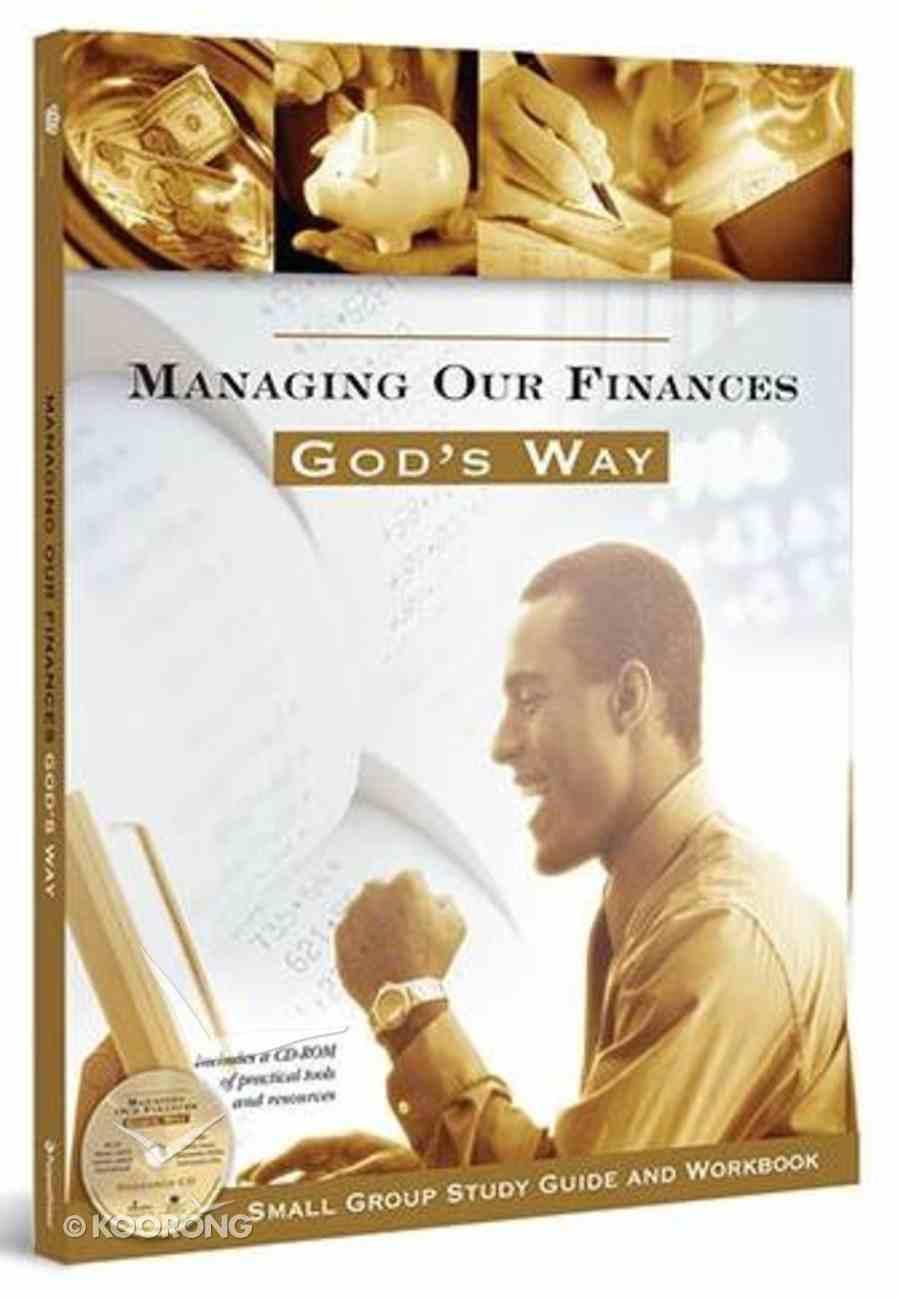 Managing Our Finances God's Way (Dvd) DVD