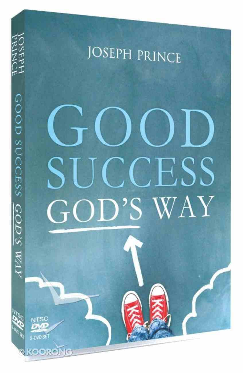 Good Success God's Way (2 Dvds) DVD