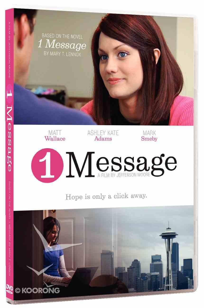 SCR DVD 1 Message: Screening Licence Digital Licence