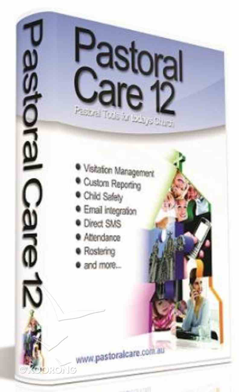 Pastoral Care 12 Full Edition Cd-Rom CD-rom