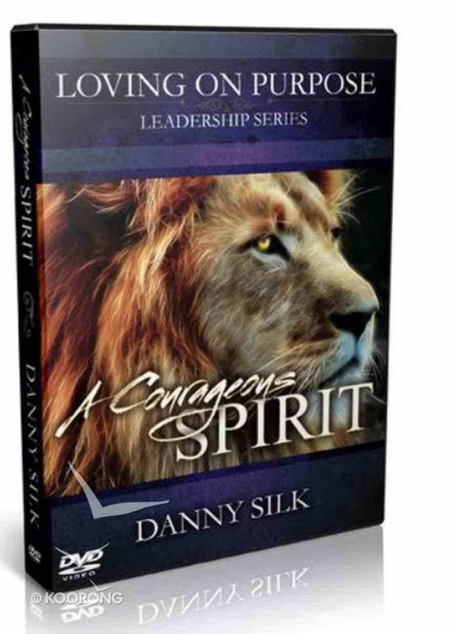 Courageous Spirit (Loving On Purpose Series) DVD
