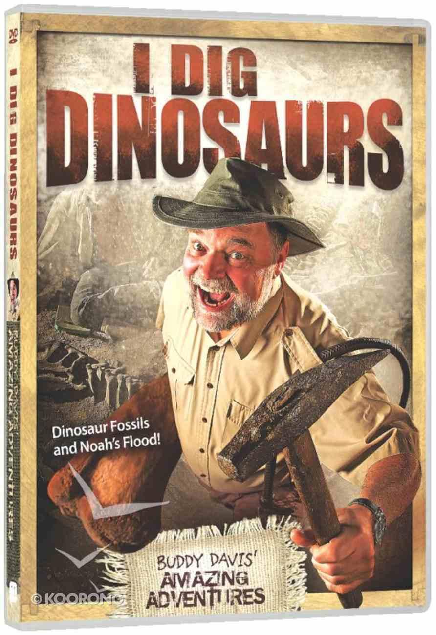 I Dig Dinosaurs DVD