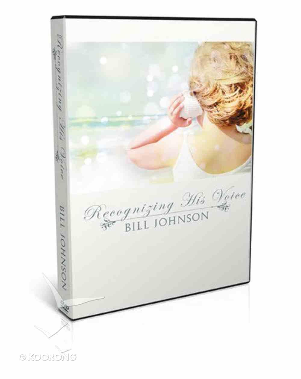 Recognising His Voice DVD