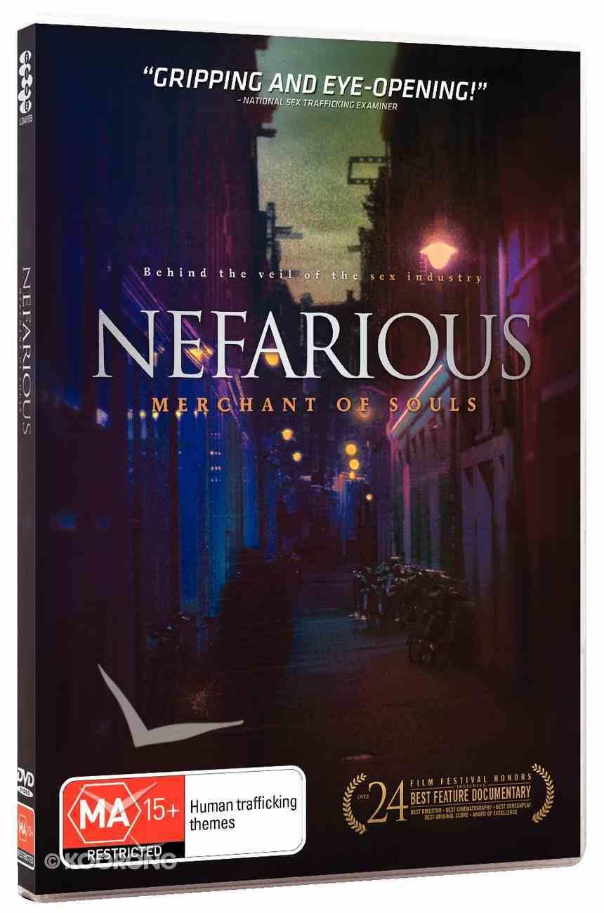 SCR DVD Nefarious: Merchant of Souls: Screening Licence (Profit/fundraising) Digital Licence