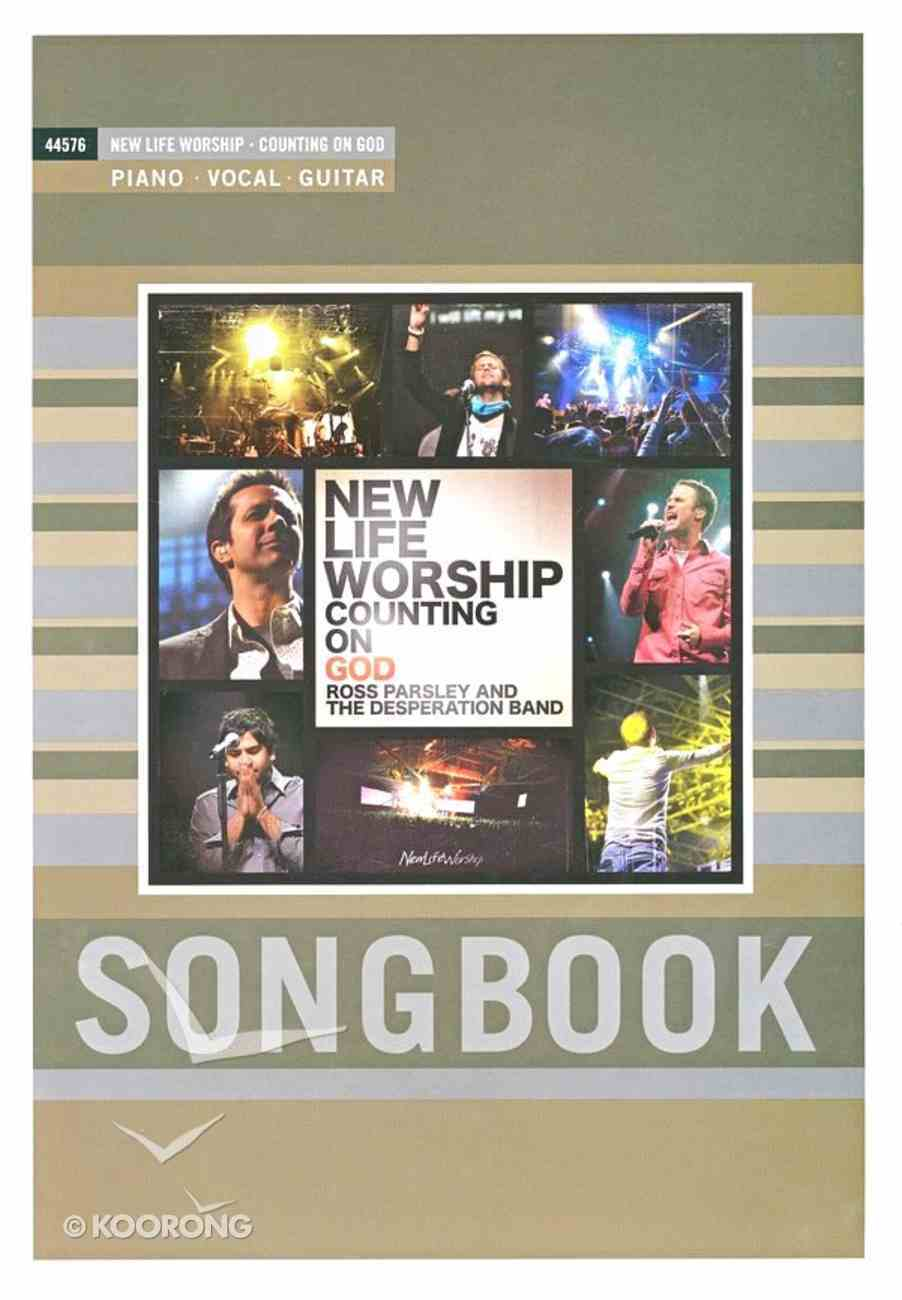 Counting on God (Music Book) (Songbook) Paperback