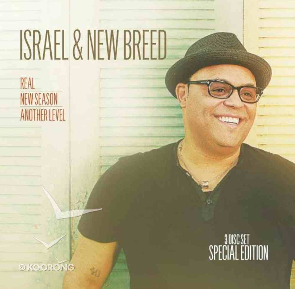 Israel and New Breed Special Edition Box Set CD