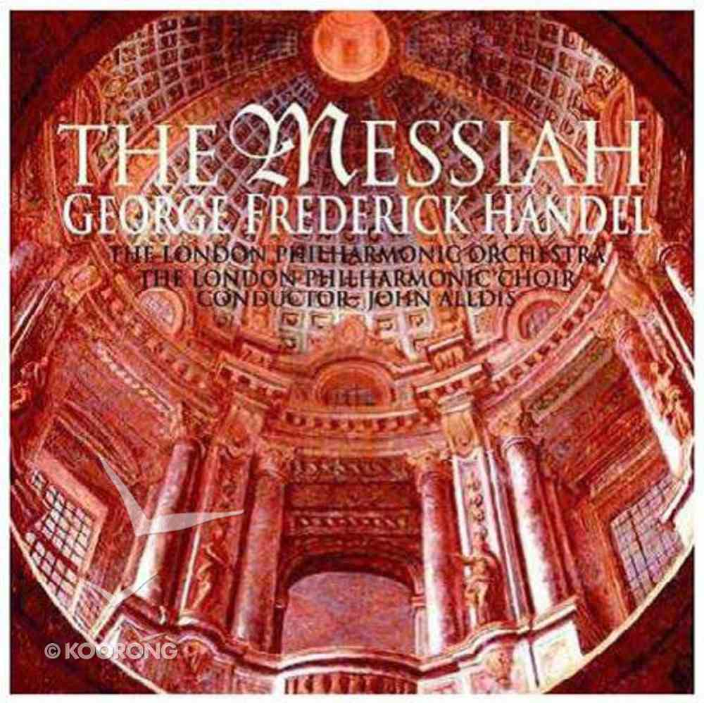 Messiah, the Double CD Platinum Edition CD