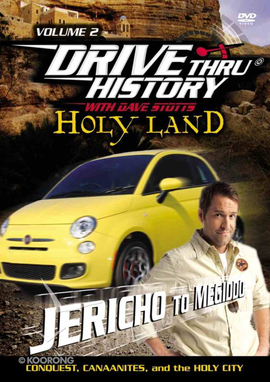 Holy Land - From Jericho to Meggido (Drive Thru History Visual Series) DVD
