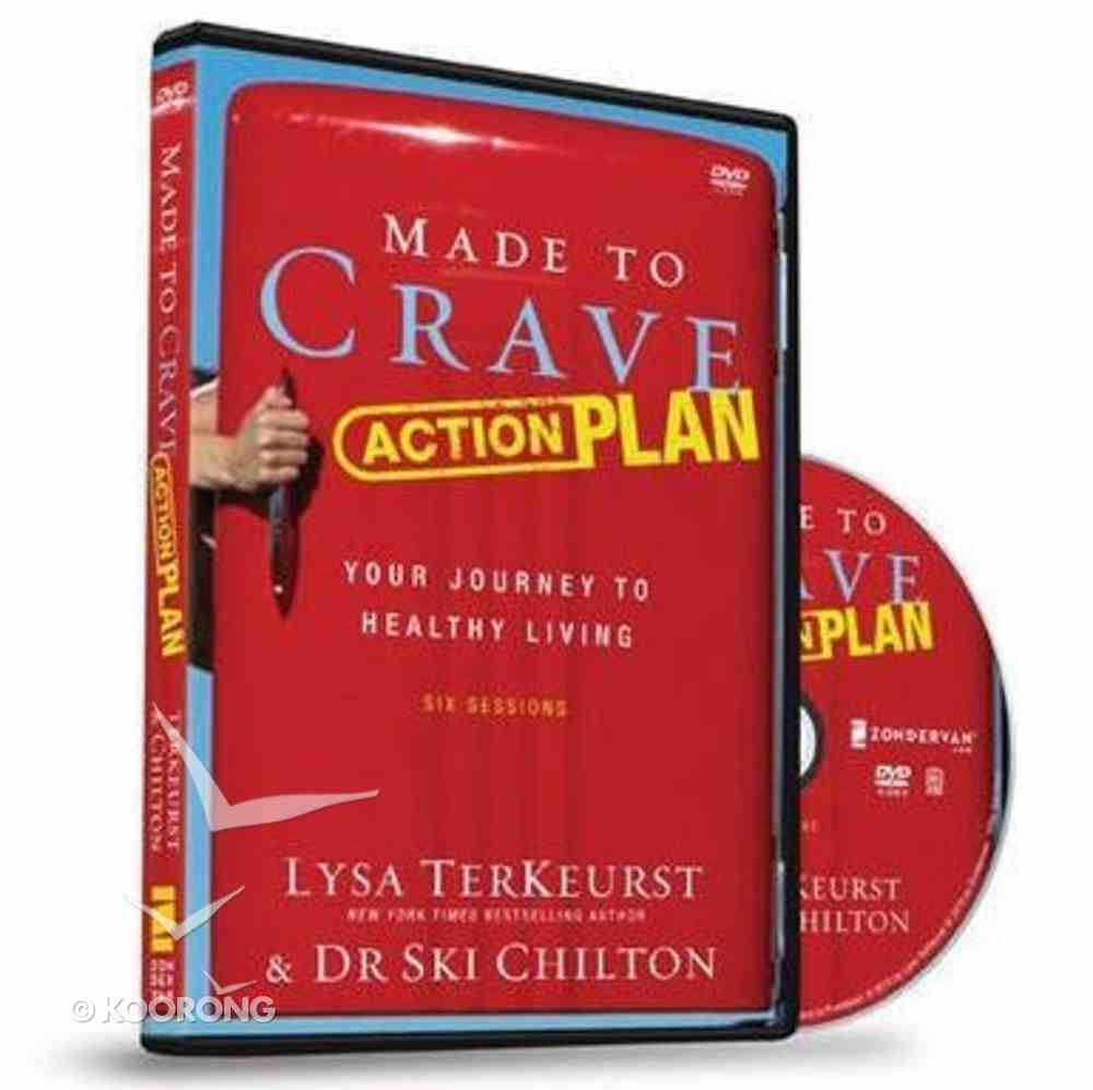 Made to Crave Action Plan (Dvd) DVD