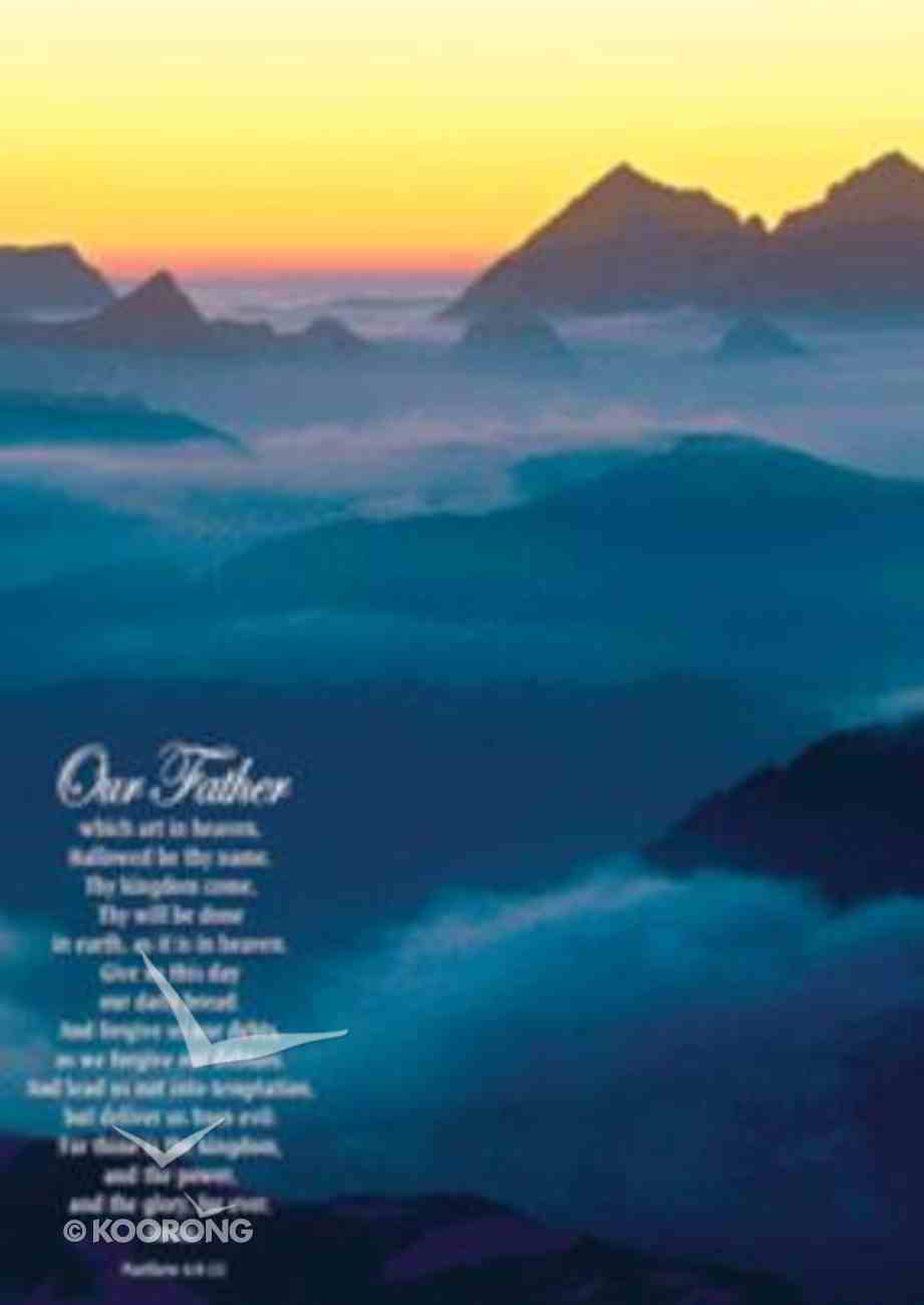 Poster Large: Our Father Poster