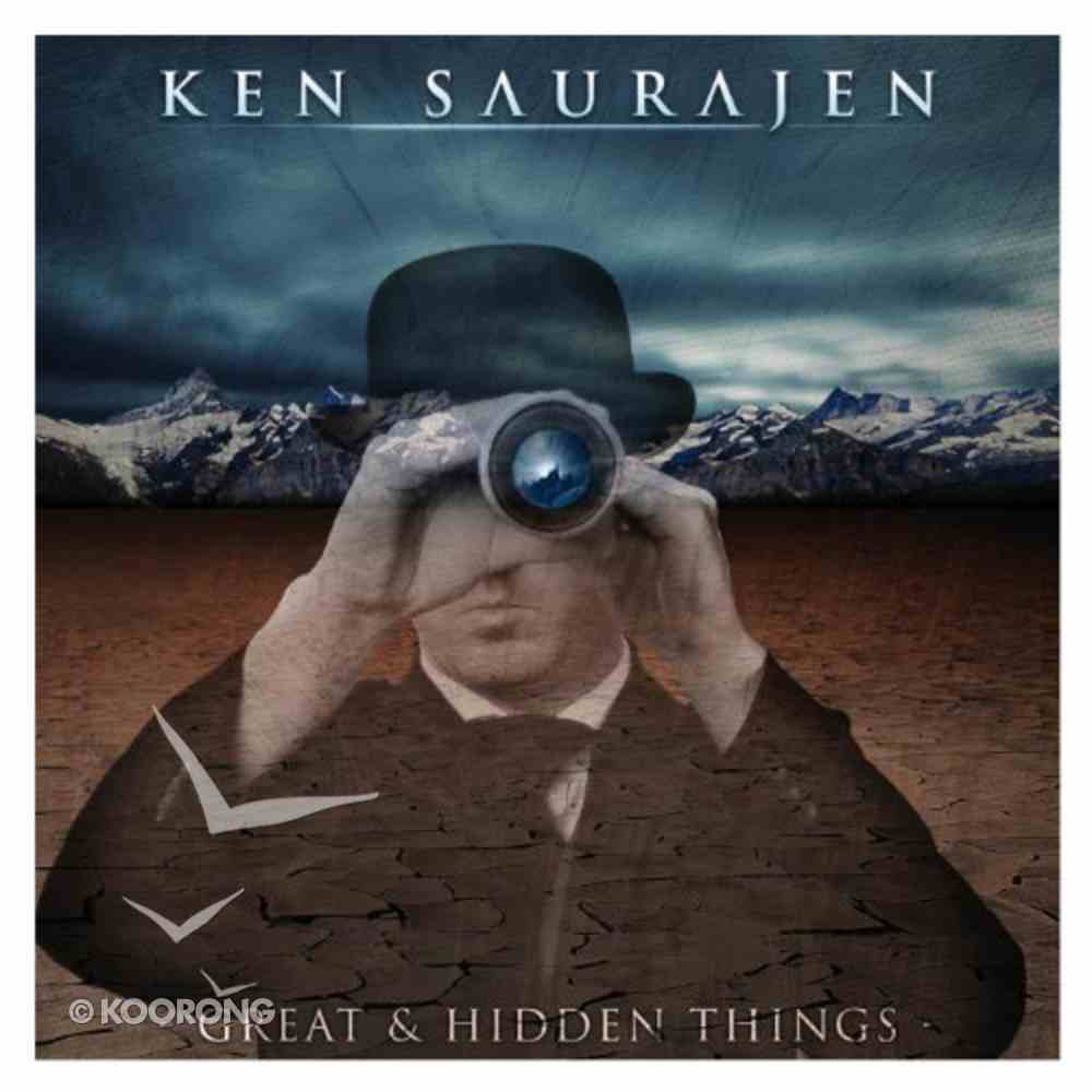 Great & Hidden Things CD