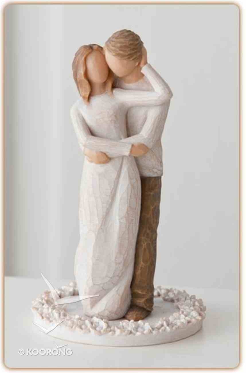 Willow Tree Cake Topper: Together (Wedding) Homeware