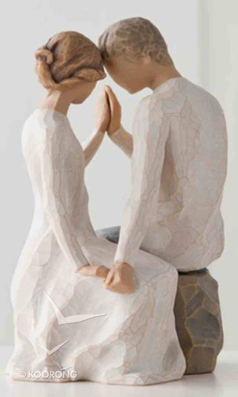 Willow Tree Figurine: Around You, Just the Nearness of You Homeware