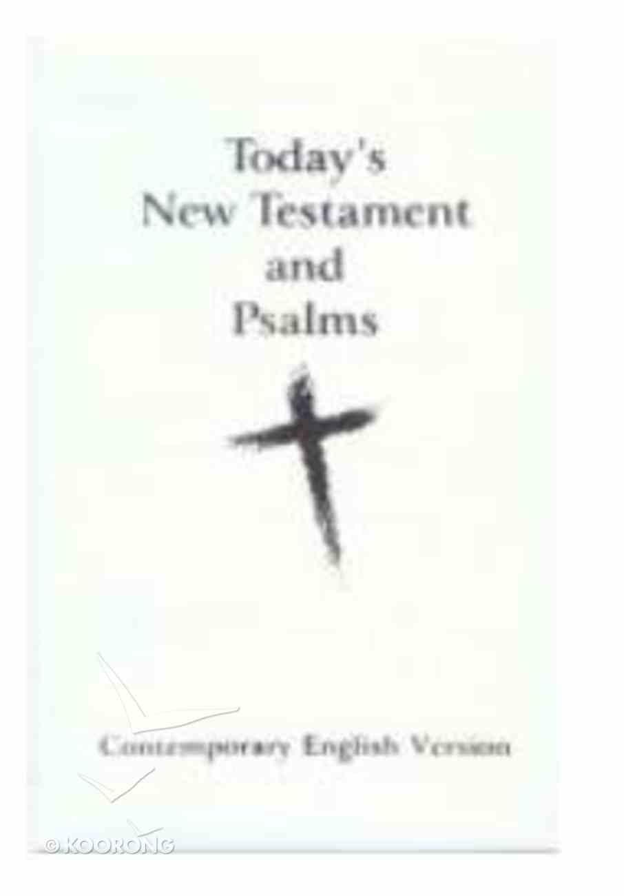 CEV New Testament With Psalms White Vinyl Vinyl