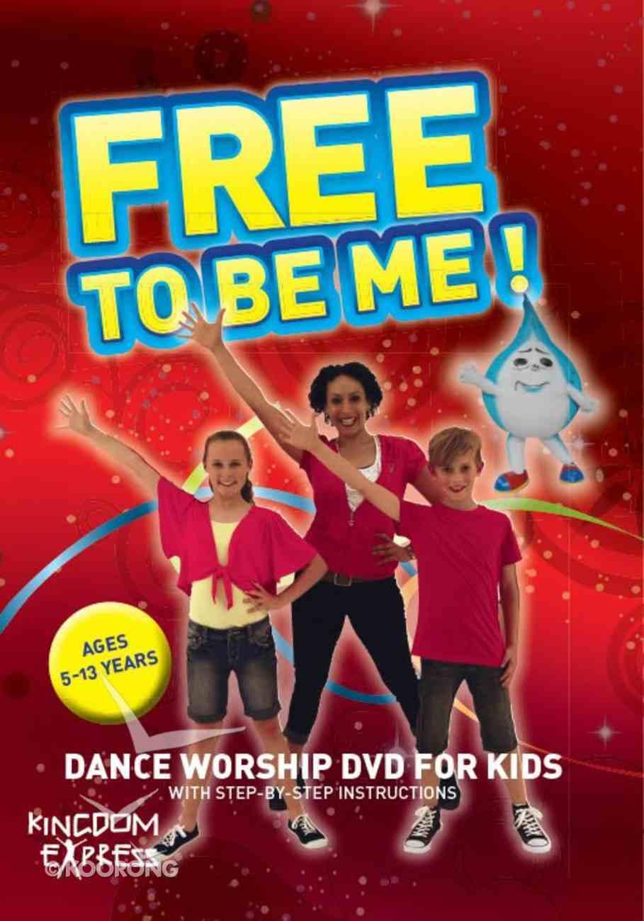 Free to Be Me DVD