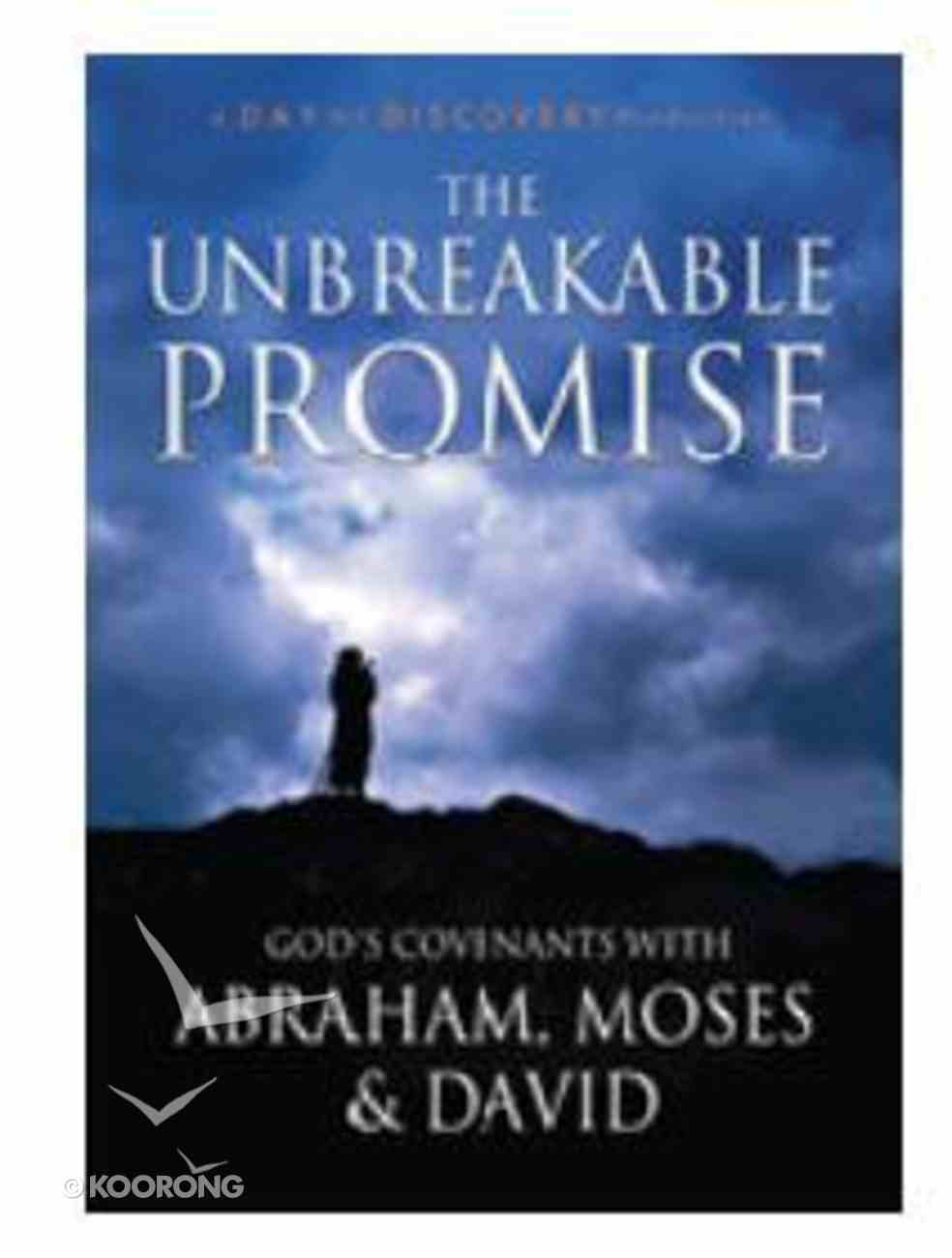 The Unbreakable Promise DVD