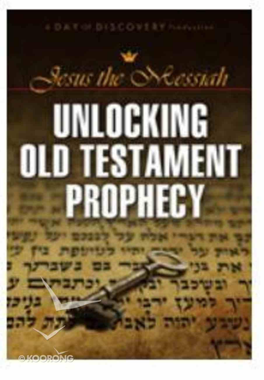 Jesus the Messiah - Unlocking Old Testament Prophecy DVD