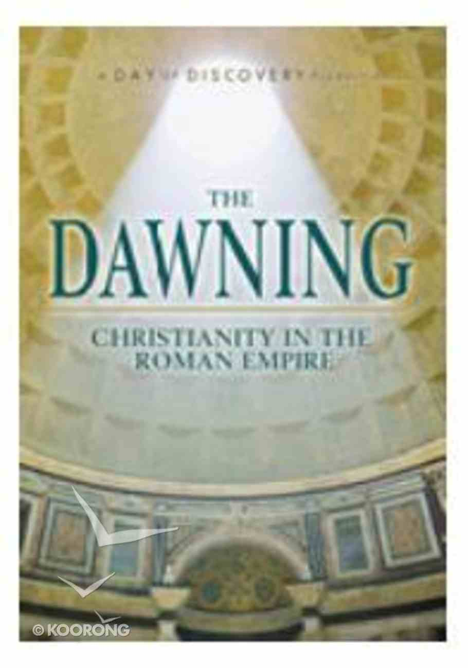 The Dawning: Christianity in the Roman Empire DVD