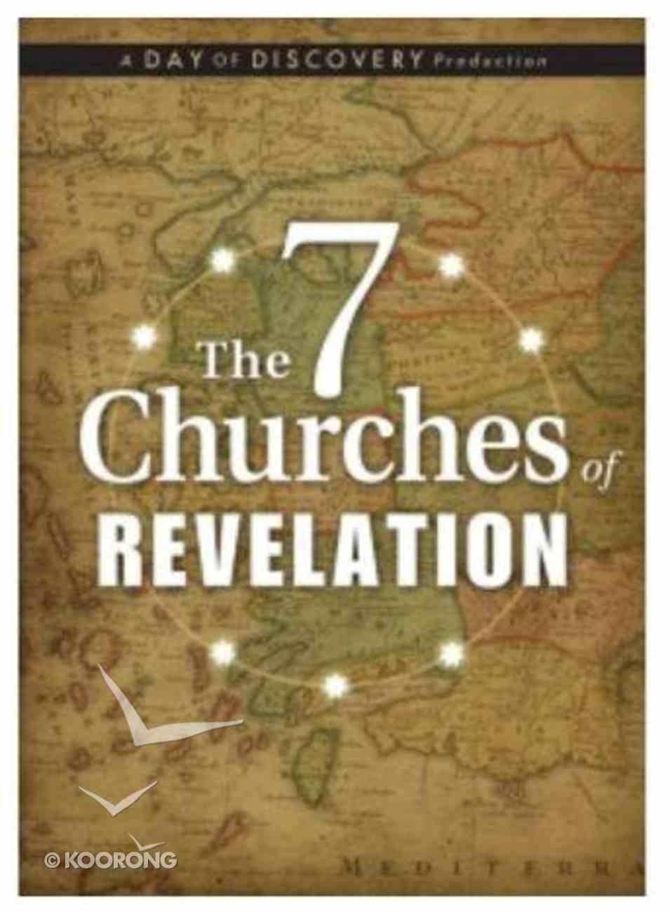 The 7 Churches of Revelation DVD