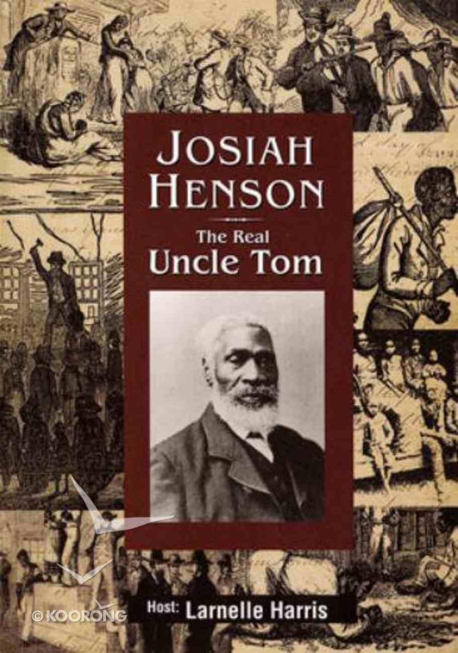 Josiah Henson - the Real Uncle Tom (60 Mins) DVD