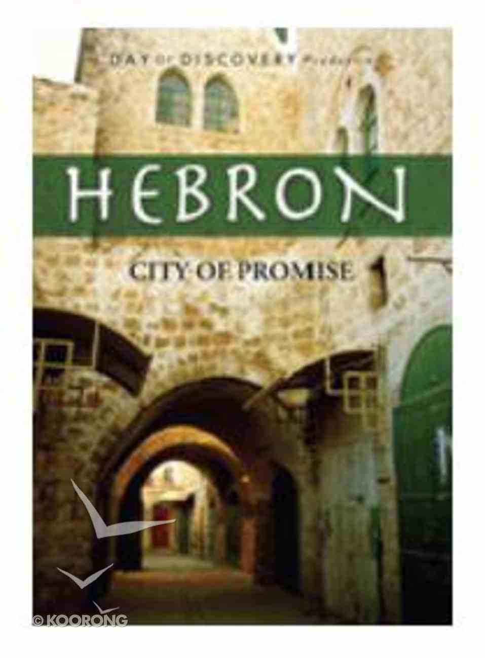 Hebron - City of Promise DVD