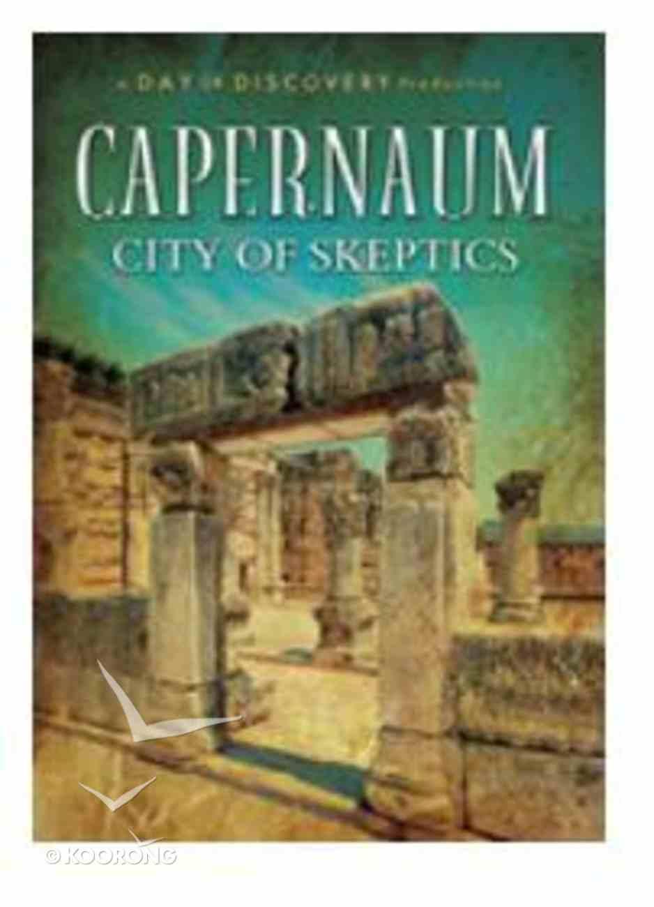 Capernaum: City of Skeptics DVD