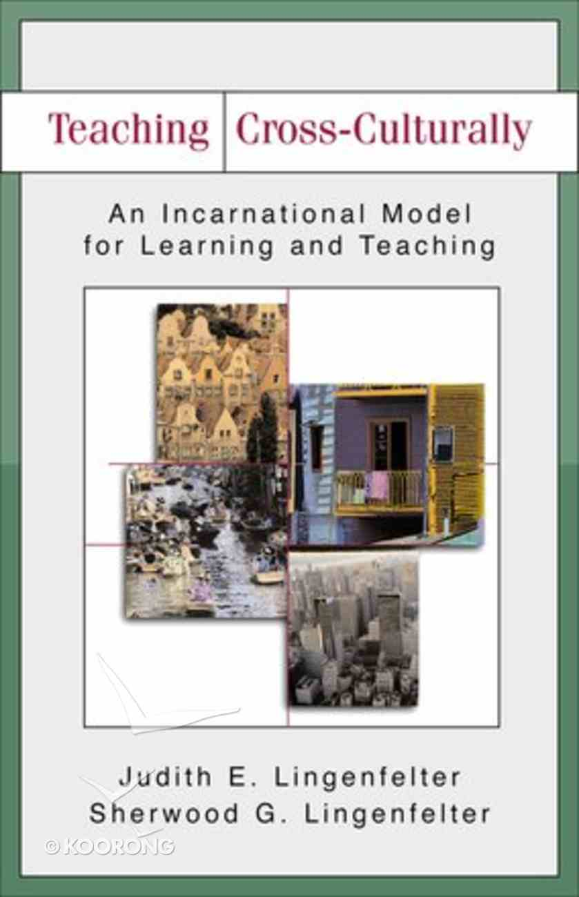 Teaching Cross-Culturally Paperback