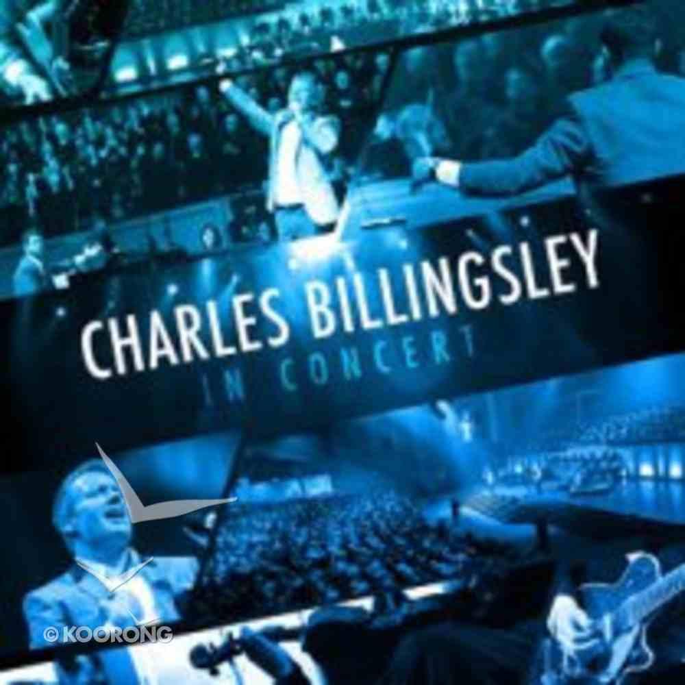 Charles Billingsley: In Concert CD