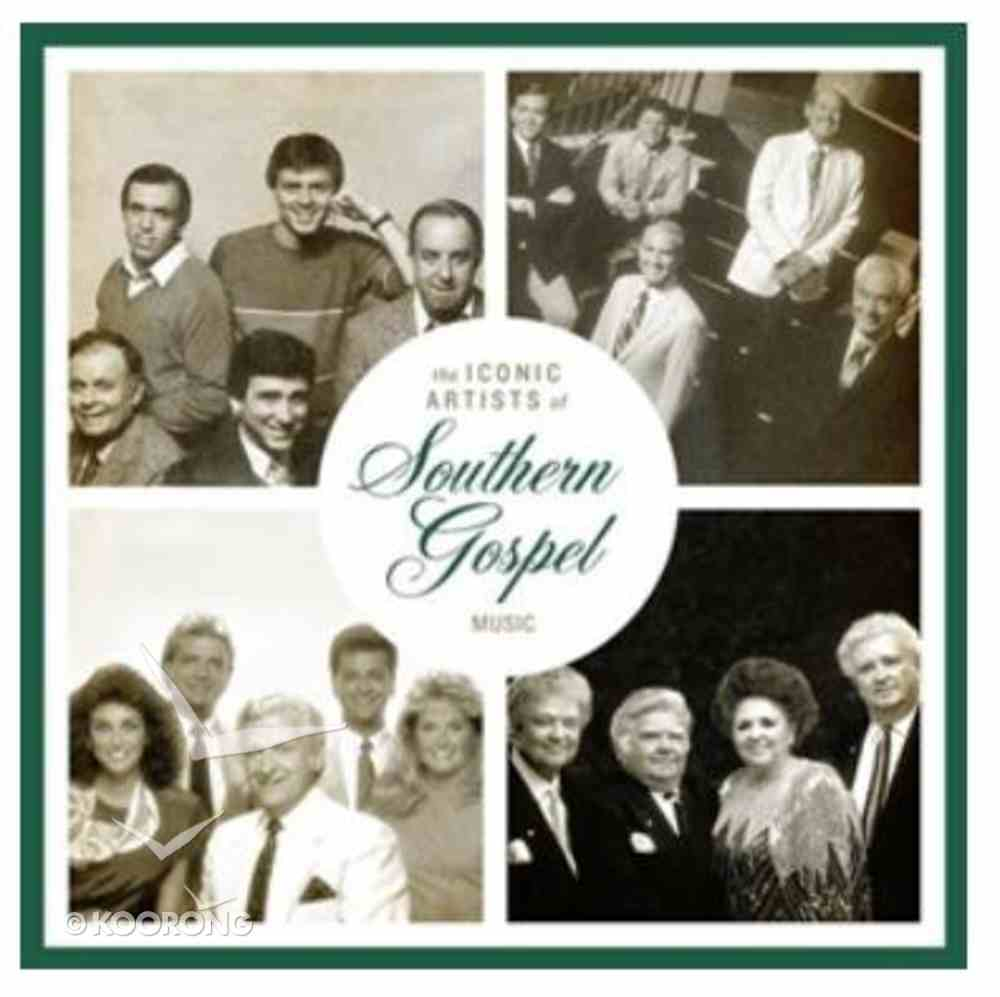 The Iconic Artists of Southern Gospel Music CD