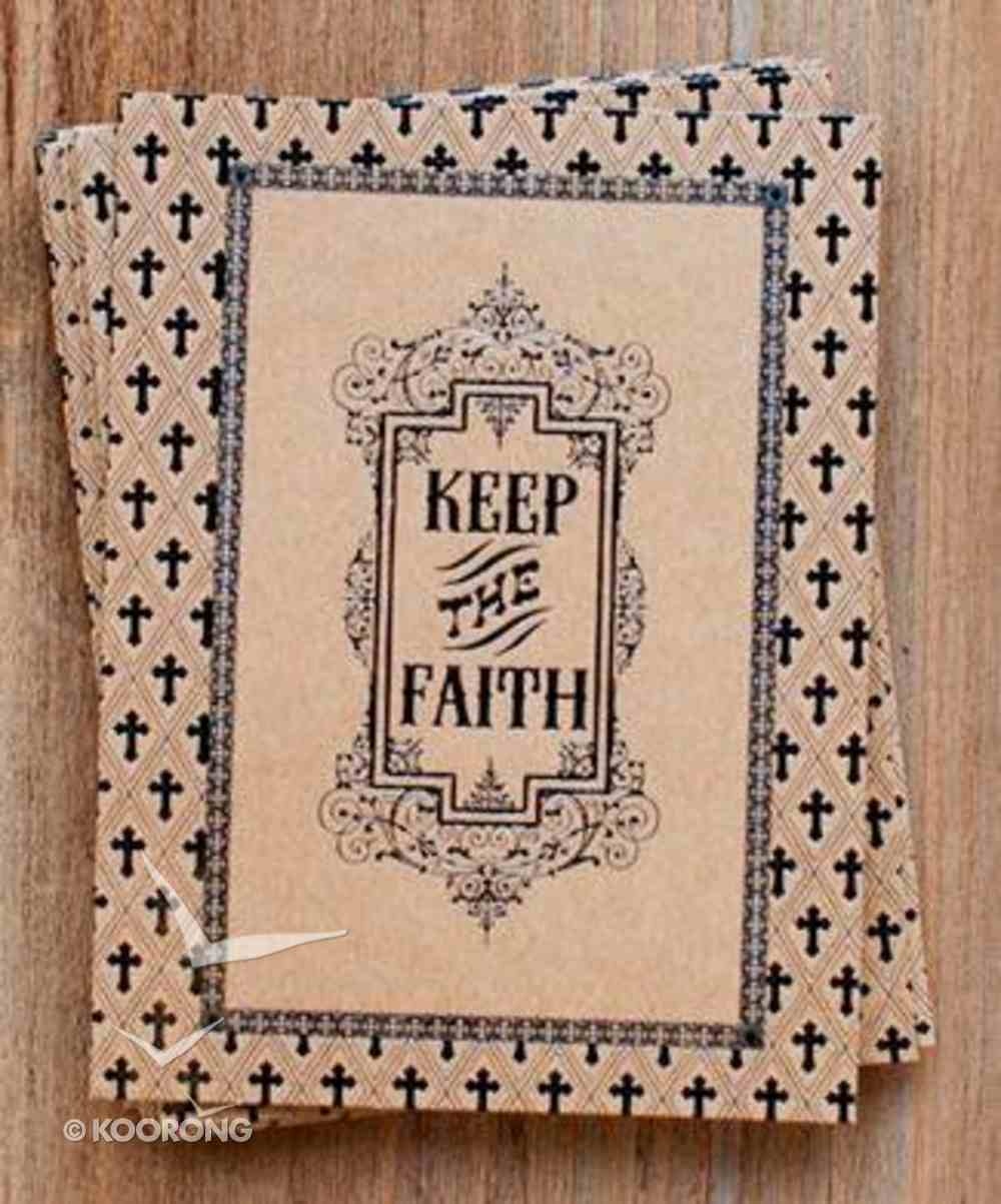 Everyday Notes: Keep the Faith, Galatians 2:20 Cards