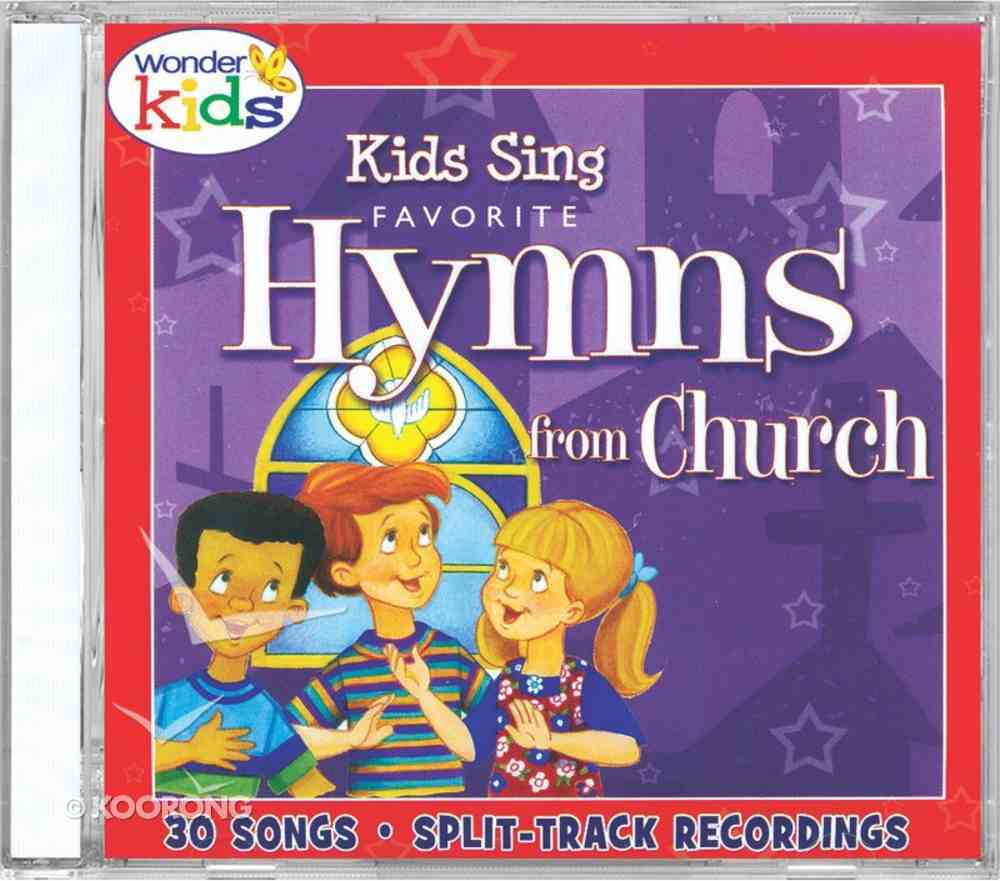 Kids Sing Favourite Hymns From the Church CD