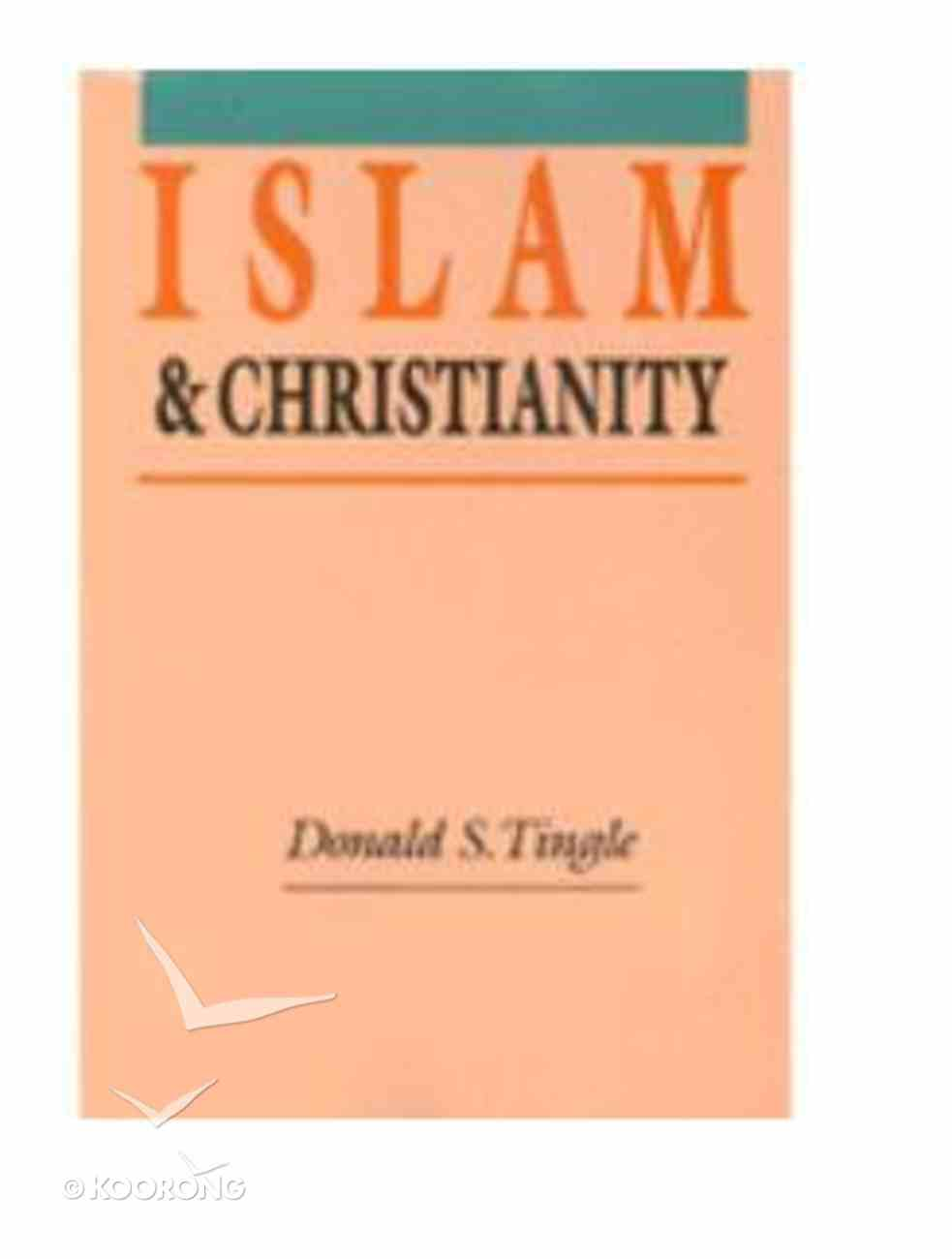 Islam & Christianity (5 Pack) Booklet