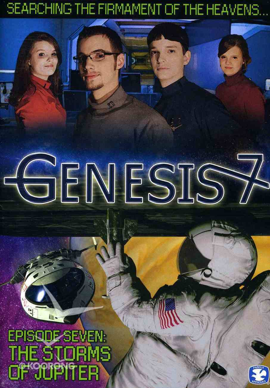 Storms of Jupiter, the (Dvg7) (25 Mins) (#07 in Genesis 7 Series) DVD