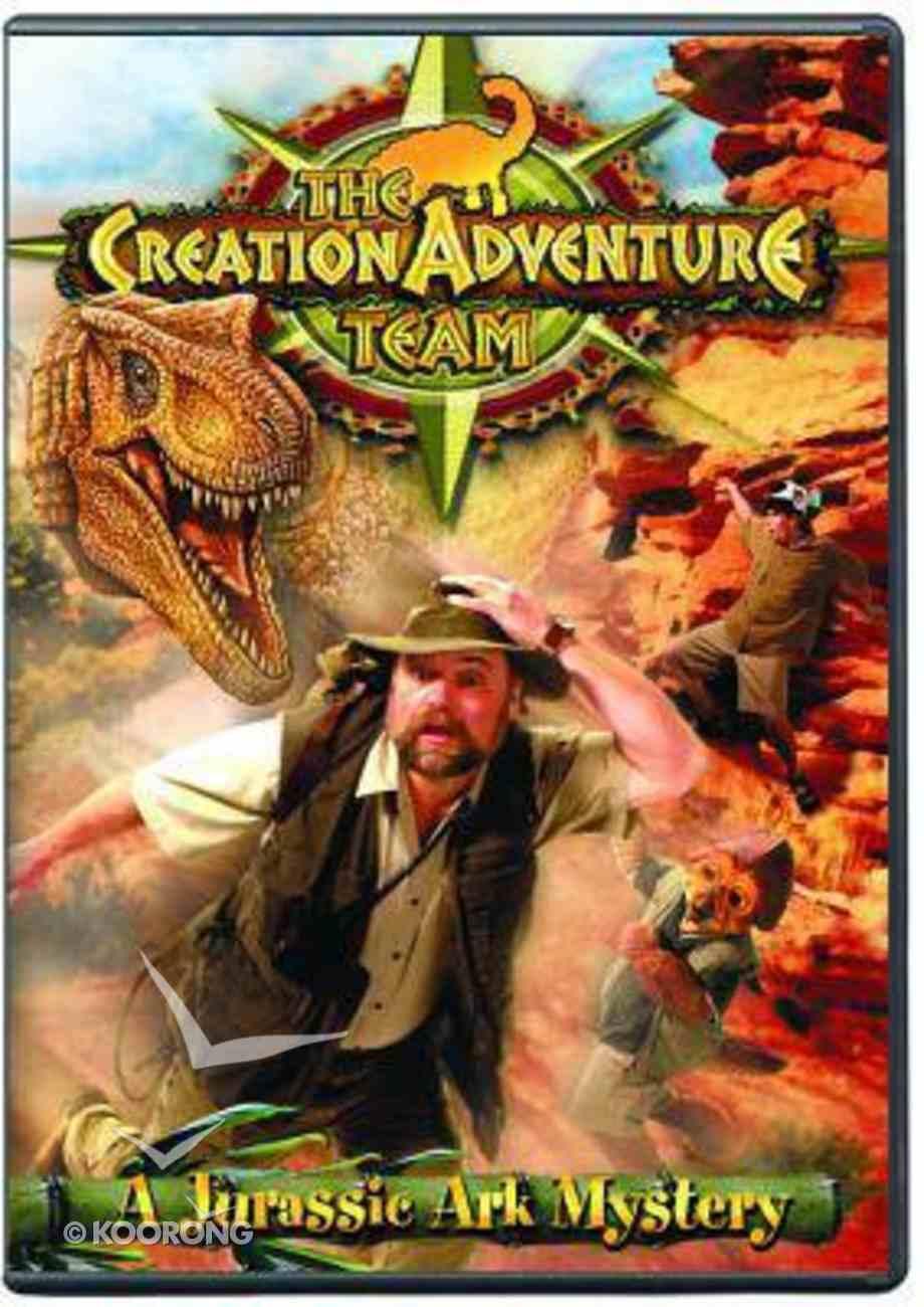 Creation Adventure Team: A Jurassic Ark Mystery DVD