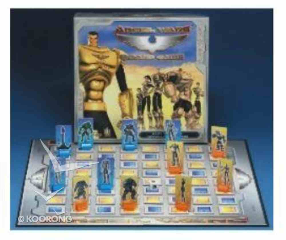 Board Game: Angel Wars (Strategy Game Ages 7+) Game