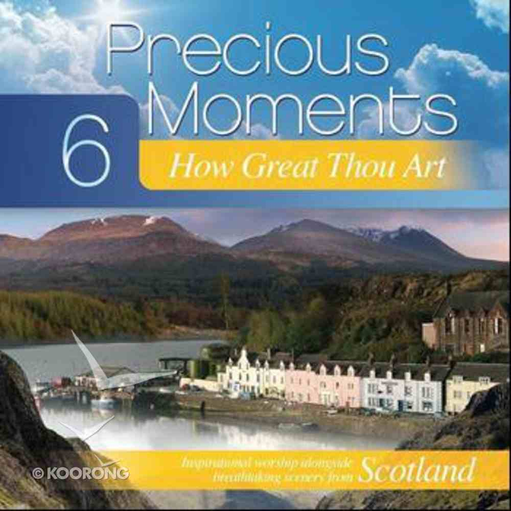 Precious Moments #06: How Great Thou Art CD