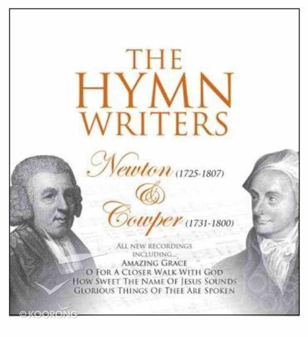 Hymnwriters: Newton and Cowper CD