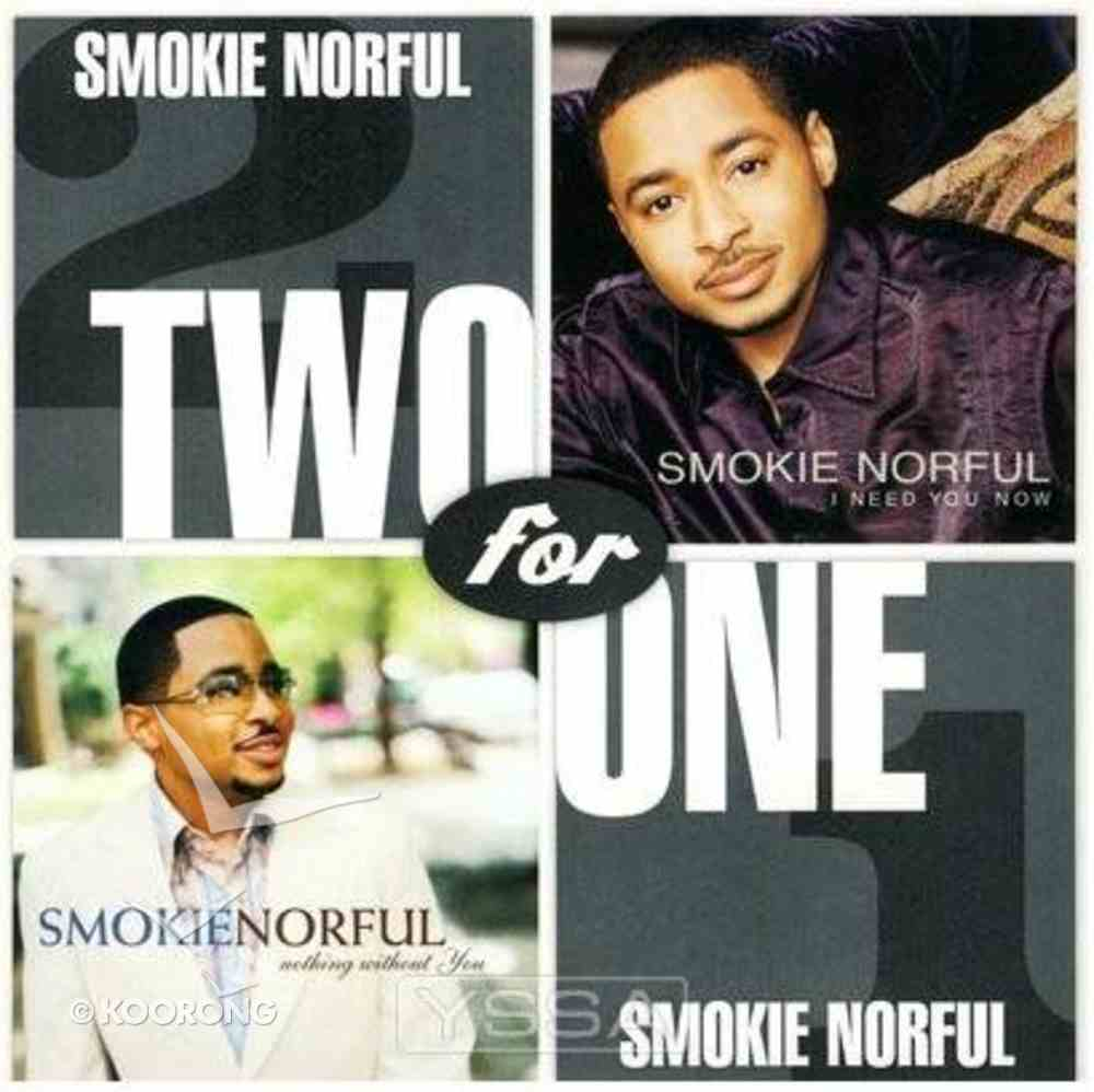2 For 1 I Need You Now/Nothing Without You Double CD CD