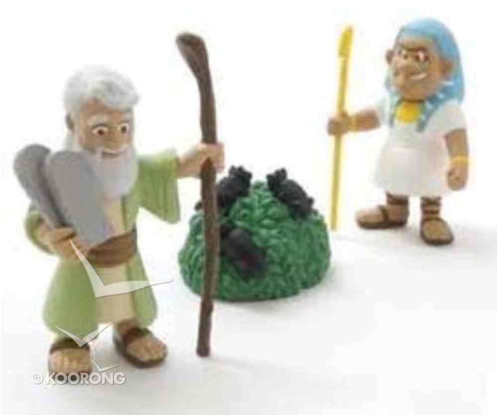 Moses and the Ten Plagues (Tales Of Glory Toys Series) Game