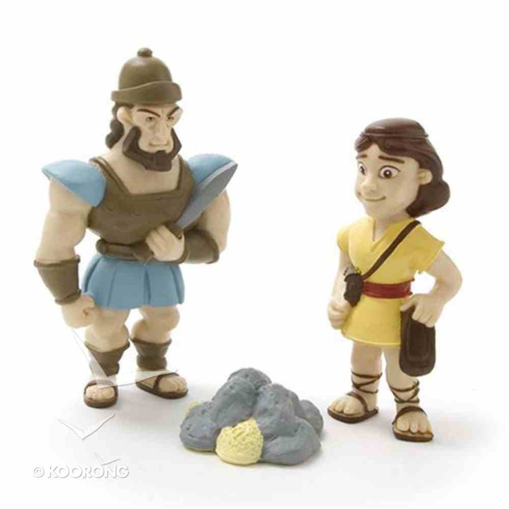David and Goliath (Tales Of Glory Toys Series) Game