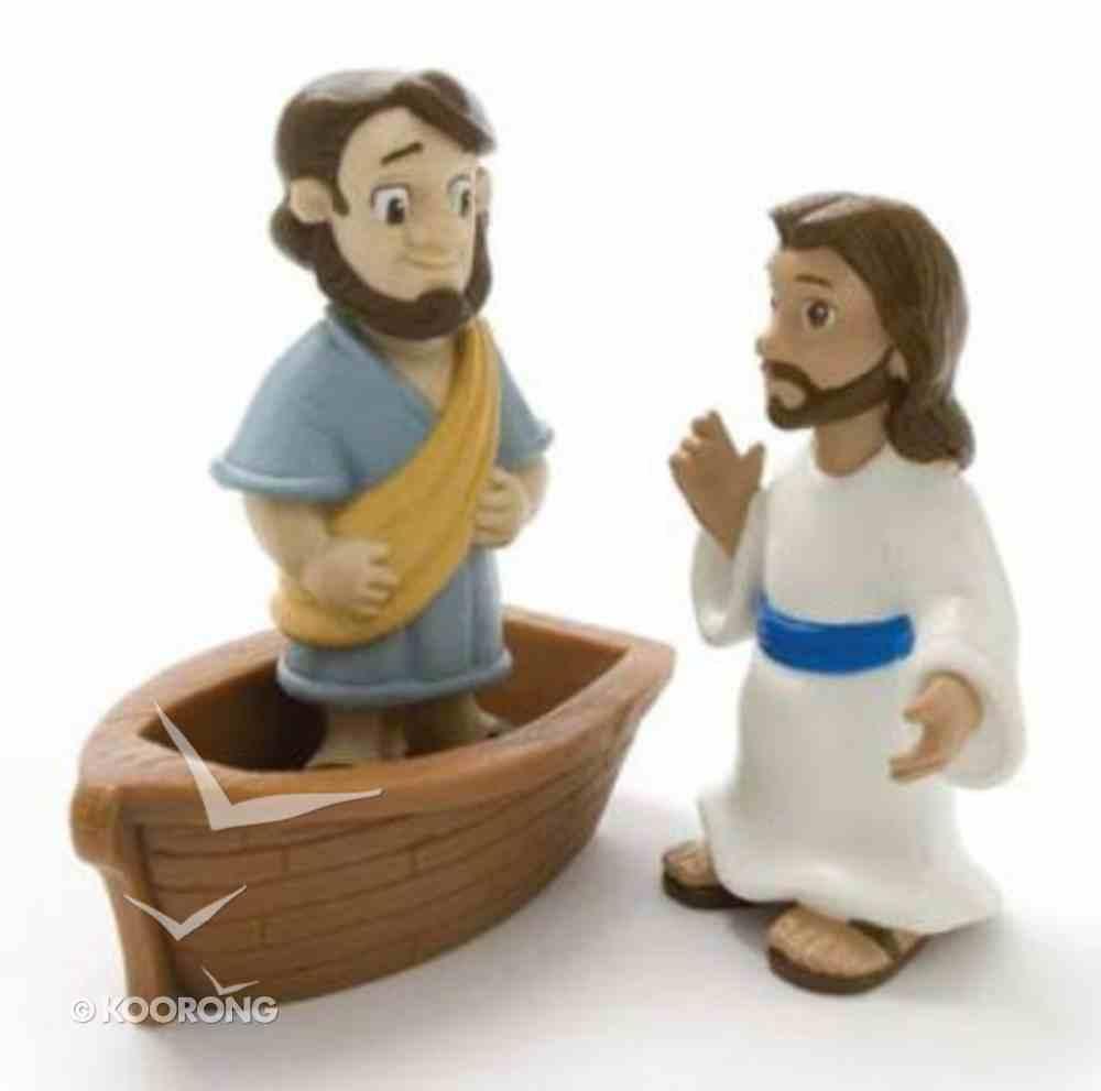 Jesus Walks on Water (Tales Of Glory Toys Series) Game