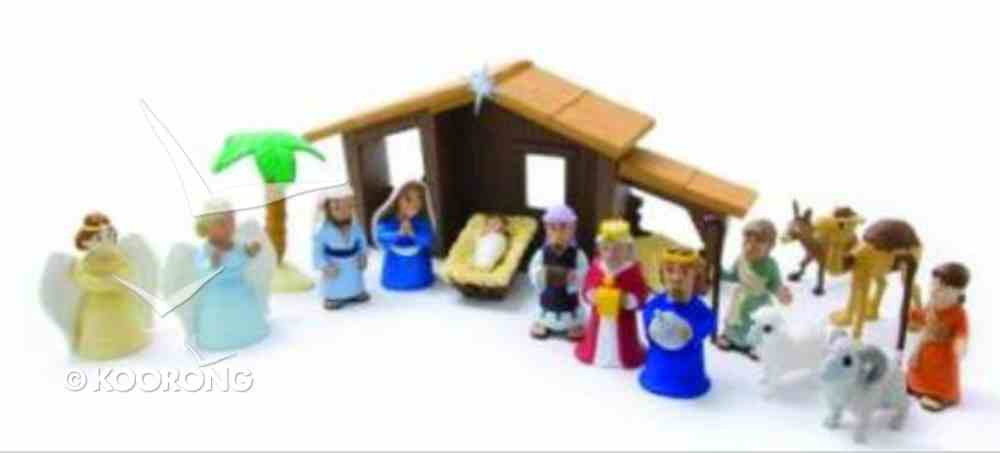 Nativity Play Set (Tales Of Glory Toys Series) Game