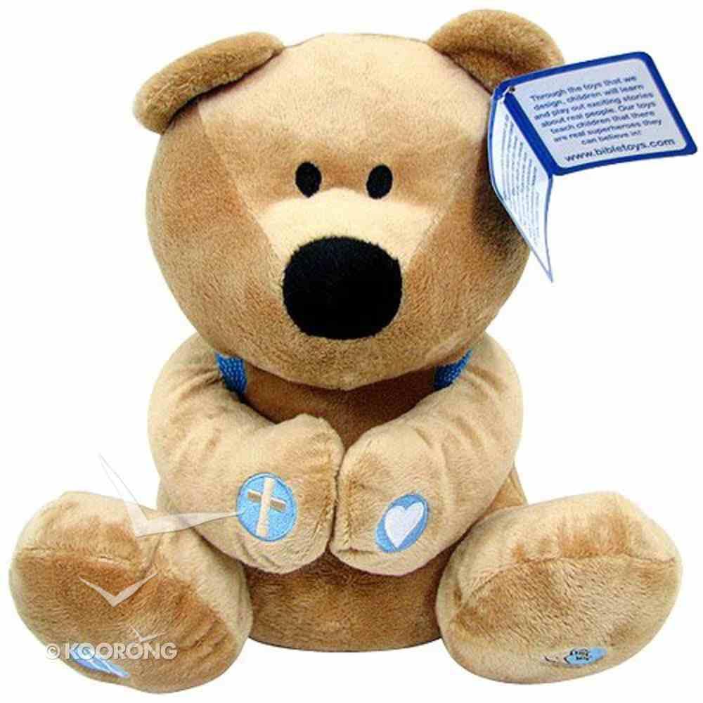 Plush Prayer Bear (Tales Of Glory Toys Series) Soft Goods