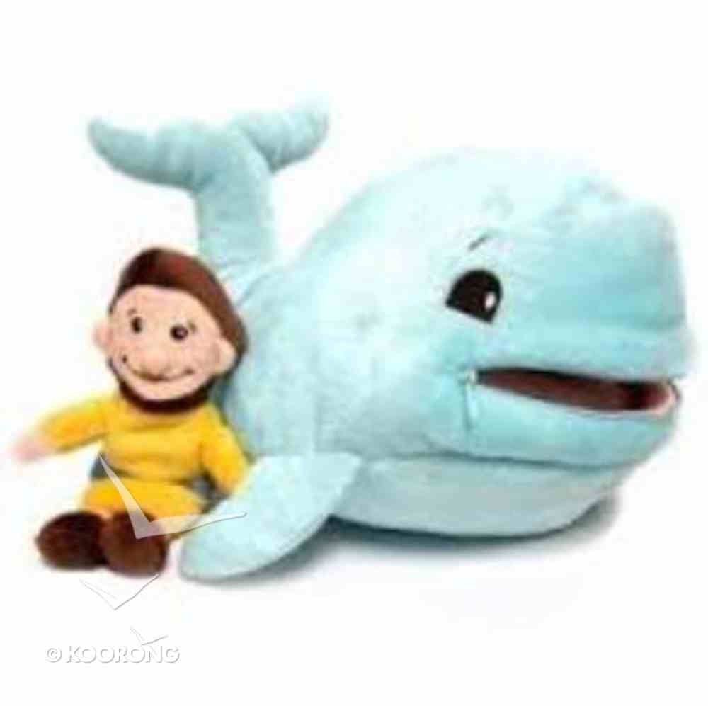 Plush Jonah and Fish (Tales Of Glory Toys Series) Game