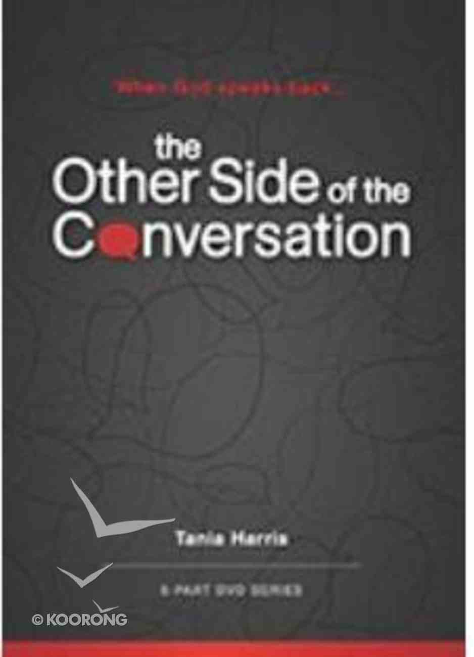 The Other Side of the Conversation (Dvd & Guidebook) Pack